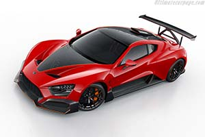 Click here to open the Zenvo TSR-S gallery