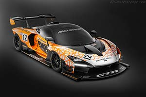 Click here to open the McLaren Senna GTR gallery