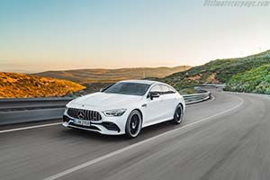 Click here to open the Mercedes-AMG GT 53 4MATIC+ gallery