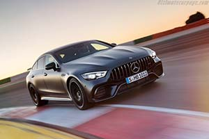 Click here to open the Mercedes-AMG GT 63 S 4MATIC+ gallery