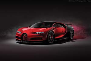 Click here to open the Bugatti Chiron Sport gallery