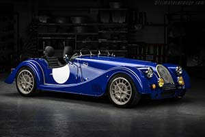 Click here to open the Morgan Plus 8 50th Anniversary gallery