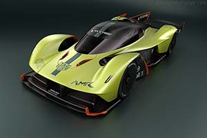 Click here to open the Aston Martin Valkyrie AMR Pro gallery