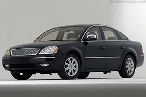 Click here to open the Ford Five Hundred gallery