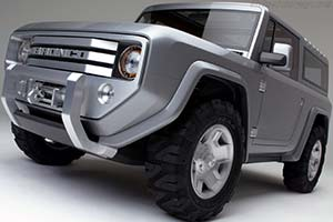 Click here to open the Ford Bronco Concept gallery