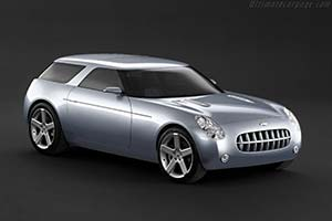 Click here to open the Chevrolet Nomad Concept gallery