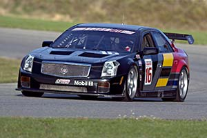 Click here to open the Cadillac CTS-V Racer gallery