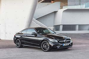 Click here to open the Mercedes-AMG C 43 4MATIC Coupe gallery