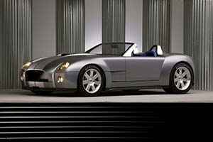 Click here to open the Shelby Cobra Concept gallery