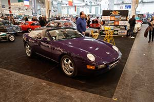 Click here to open the Porsche 968 Cabriolet gallery