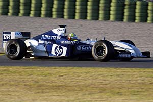 Click here to open the Williams FW26 BMW gallery
