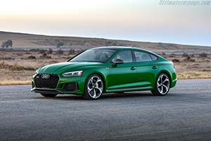 Click here to open the Audi RS 5 Sportback gallery