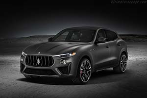 Click here to open the Maserati Levante Trofeo gallery