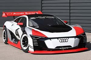 Click here to open the Audi e-tron Vision Gran Turismo gallery