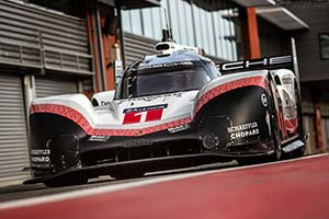 Click here to open the Porsche 919 Hybrid Evo gallery