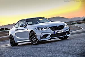 Click here to open the BMW M2 Competition gallery