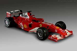 Click here to open the Ferrari F2004 gallery