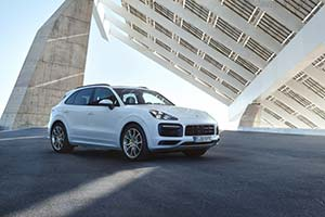Click here to open the Porsche Cayenne E-Hybrid gallery