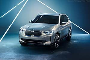 Click here to open the BMW Concept iX3 gallery