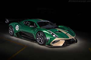 Click here to open the Brabham BT62 gallery