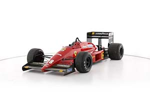 Click here to open the Ferrari F1/87  gallery