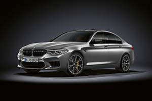 Click here to open the BMW M5 Competition gallery