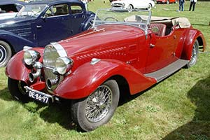 Click here to open the Bugatti Type 57 Stelvio Drophead Coupe gallery