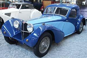 Click here to open the Bugatti Type 57 SC Corsica Coupe gallery