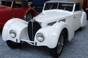 Click here to open the Bugatti Type 57 SC Aravis Drophead Coupe gallery