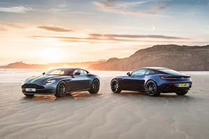 Click here to open the Aston Martin DB11 AMR gallery