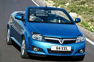 Click here to open the Vauxhall Tigra gallery