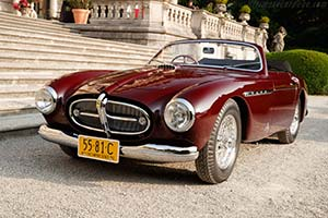 Click here to open the Ferrari 212 Export Vignale Cabriolet gallery