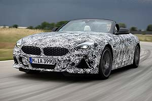 Click here to open the BMW Z4 M40i gallery