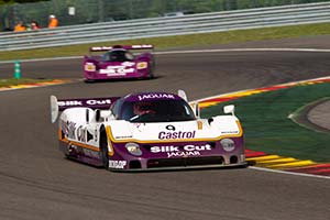 Click here to open the Jaguar XJR-11  gallery