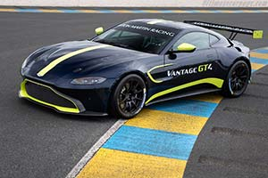 Click here to open the Aston Martin Vantage GT4 gallery