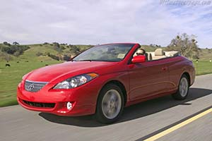 Click here to open the Toyota Camry Solara Convertible gallery
