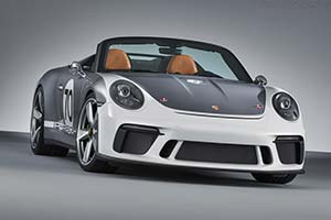 Click here to open the Porsche 911 Speedster Concept gallery
