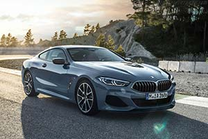 Click here to open the BMW M850i xDrive gallery