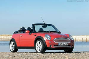 Click here to open the MINI Cooper Cabriolet gallery