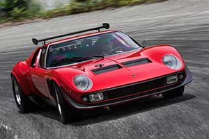 Click here to open the Lamborghini Miura SVR gallery