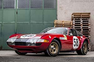 Click here to open the Ferrari 365 GTB/4 Daytona Group 4  gallery