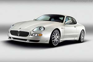 Click here to open the Maserati V8 GranSport gallery