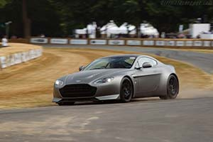 2018 Aston Martin V12 Vantage V600 Images Specifications And