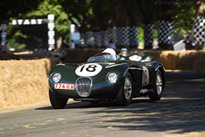 Click here to open the Jaguar C-Type Lightweight  gallery