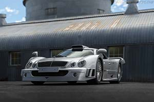 Click here to open the Mercedes-Benz CLK-GTR Coupe  gallery