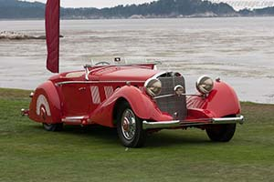 Click here to open the Mercedes-Benz 540 K Mayfair Sports Roadster gallery