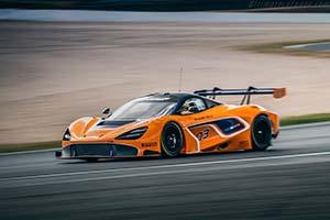 Click here to open the McLaren 720S GT3 gallery