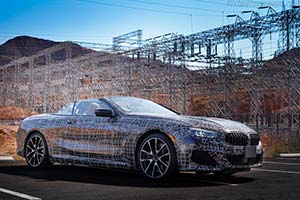 Click here to open the BMW 8 Series Cabriolet gallery
