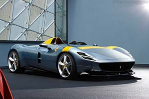 Click here to open the Ferrari Monza SP1 gallery