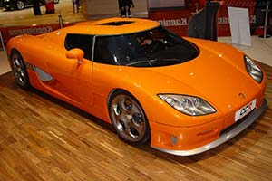 Click here to open the Koenigsegg CCR gallery
